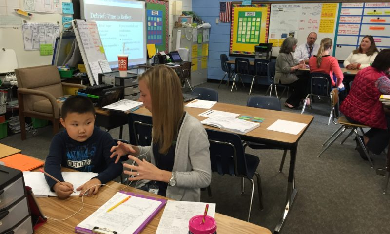 The Importance of Positive Teacher-Student Relationship in the Learning Process