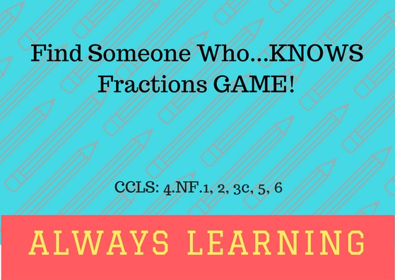 find-someone-who-knows-fractions-game